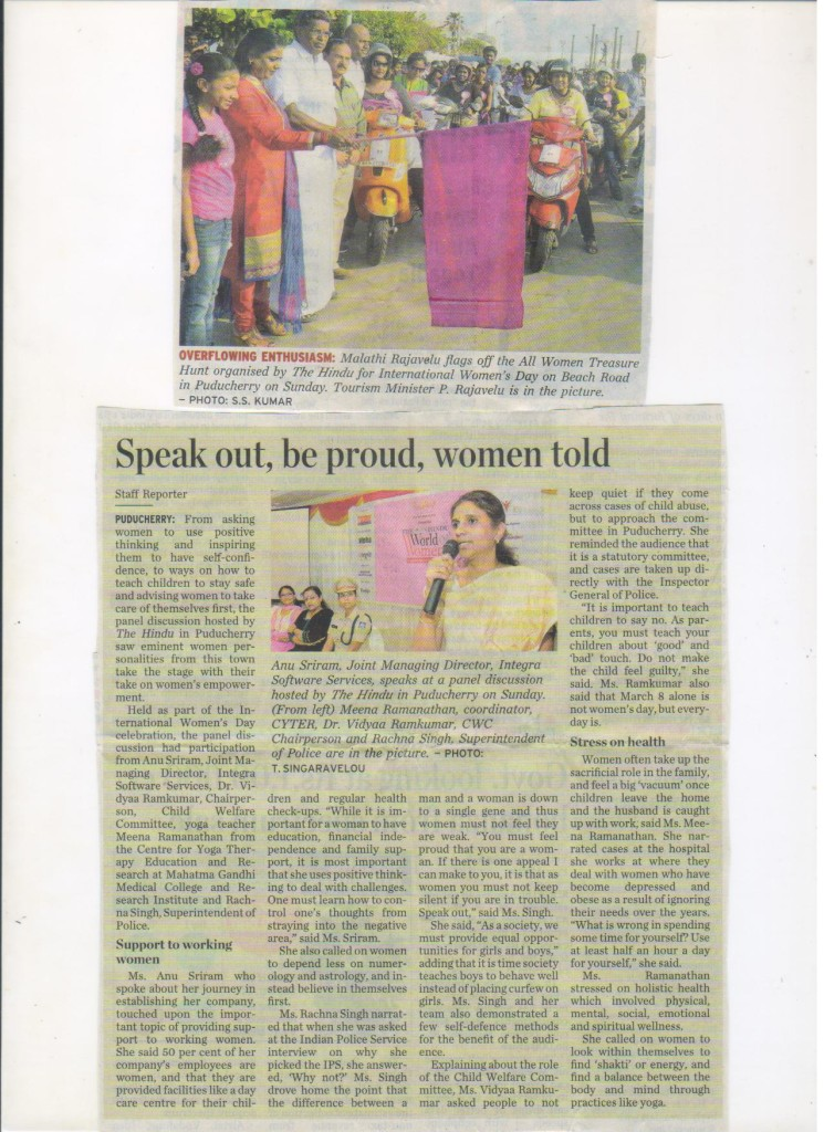 Women%27s Day THE HINDU-09-03-2015