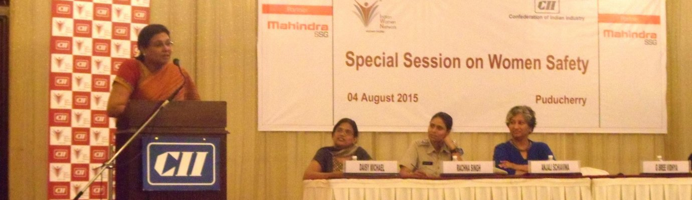 Special Session on Women Safety