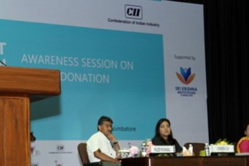 Awarness session on organ donation at sri krishna institution_16sep15