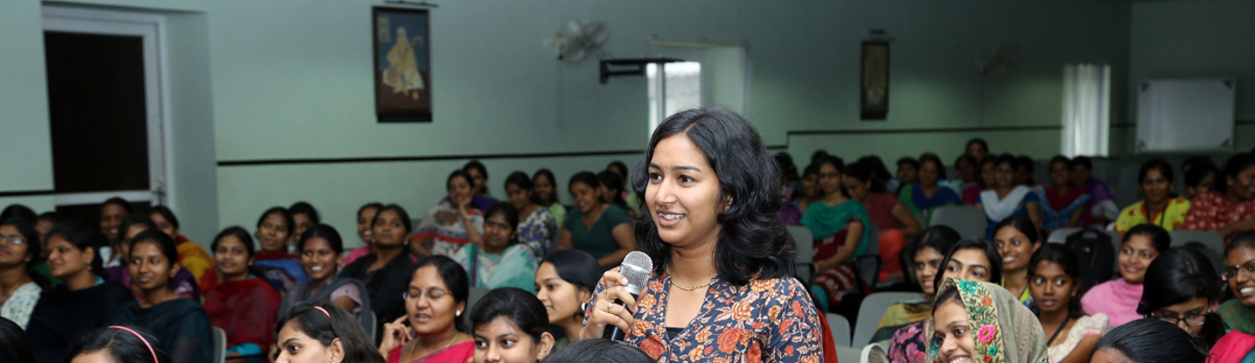 Session on Entrepreneurship for Women Empowerment