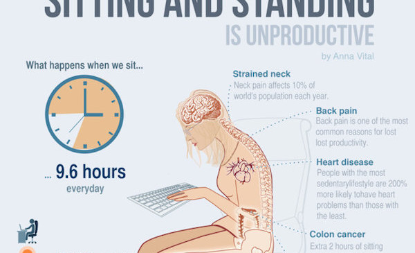 How to spend less time sitting