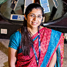 MS NANDINI HARINATH