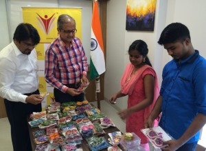 aakaar-diwali-mela-inauguarted-by-cii-deputy-chairman-ninad-karpe-and-the-regional-director-saugat-mukherjee