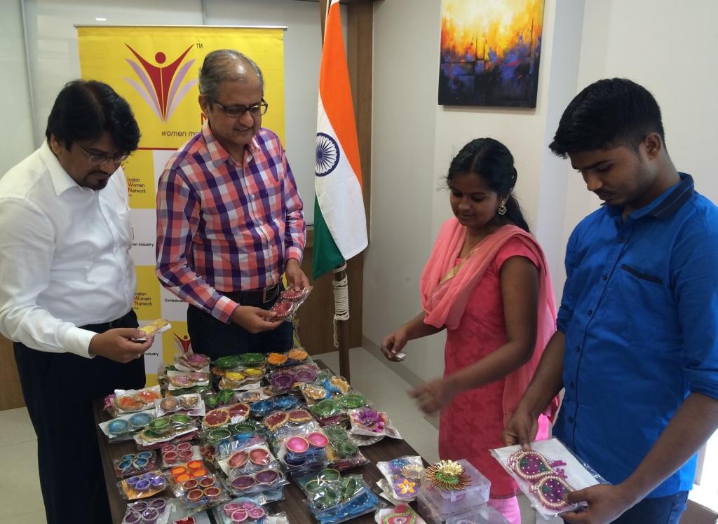 "CII IWN Maharashtra Chapter - ""AAKAAR"" NGO Mela"