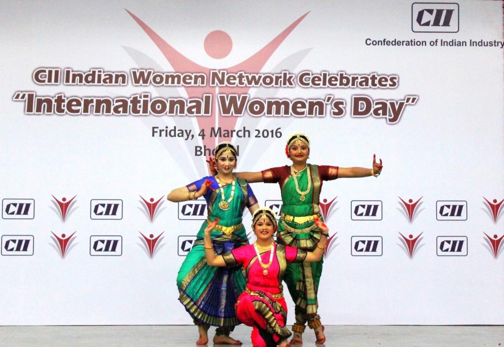 CII IWN Madhya Pradesh Chapter International Women's Day - 'Engaging to be Empowered'