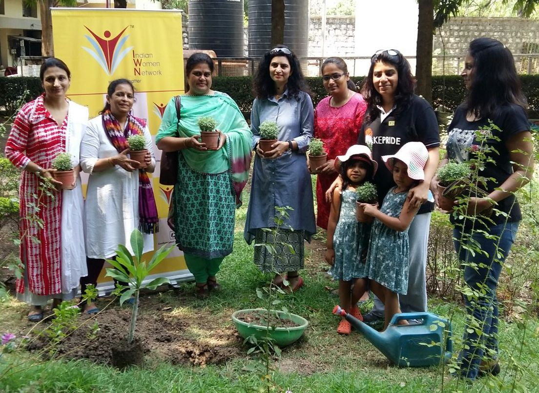 CII IWN Madhya Pradesh Chapter Celebrates World Environment Day