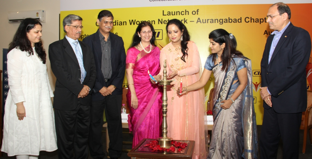 Launch of IWN Aurangabad Chapter