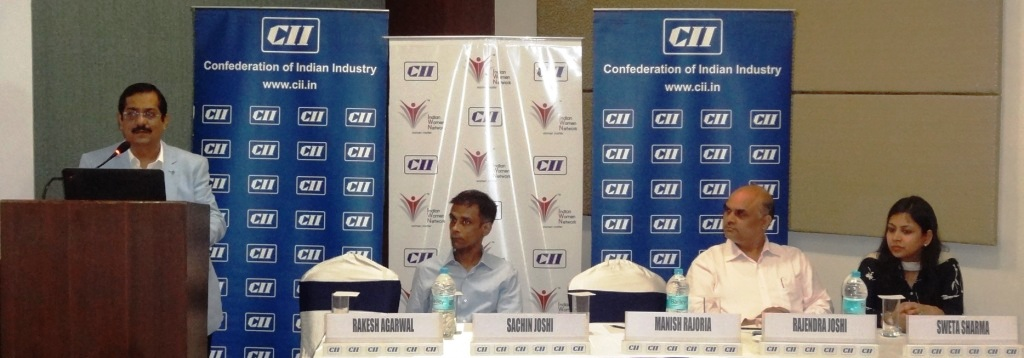 CII IWN Madhya Pradesh Chapter Workshop on CSR Implementation, Impact and Reporting