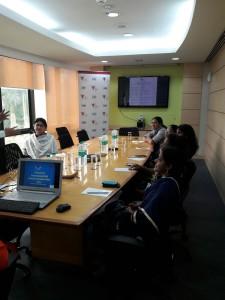 Participants @ Workshop on Entrepreneurial DNA Business (1)