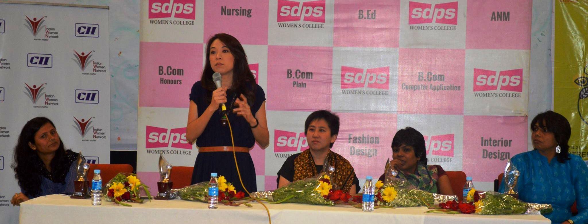 CII IWN Session on 'Women Entrepreneurship'