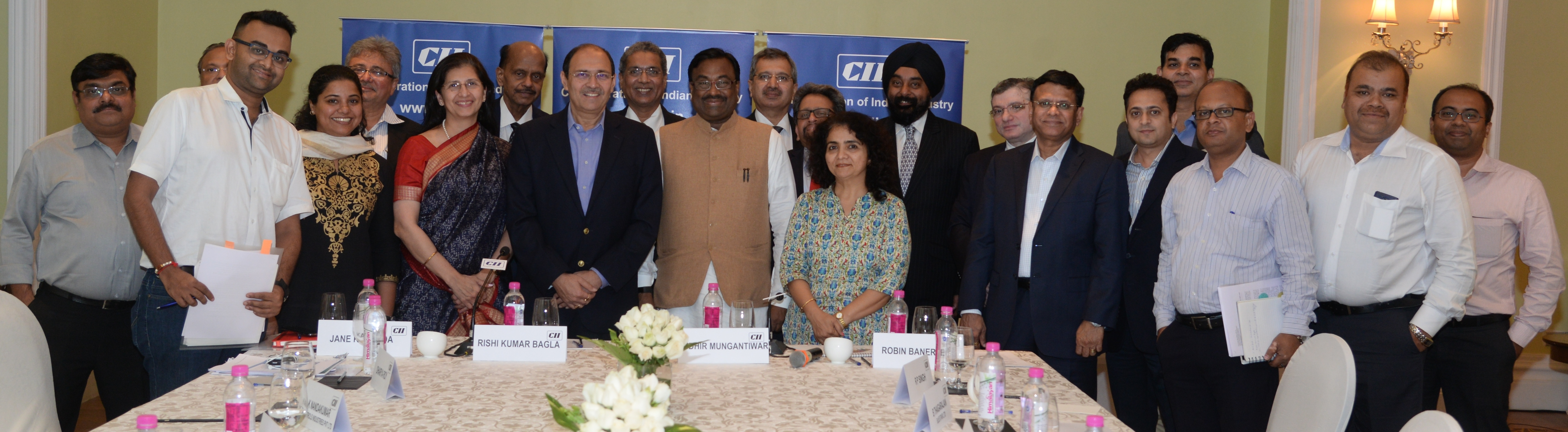CII IWN Maharashtra Chapter presented Recommendations on Gender Budgeting