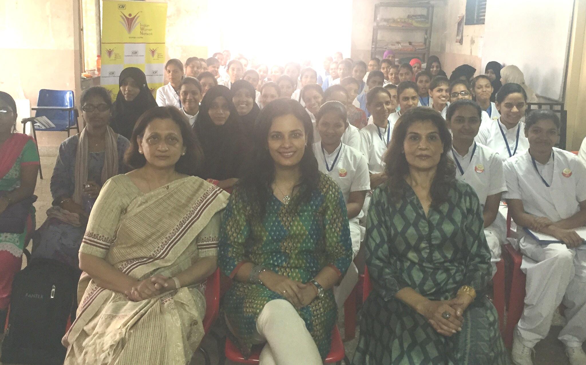 "CII IWN Maharashtra Chapter - IWN Knowledge Series - ""Session on Job Readiness"""