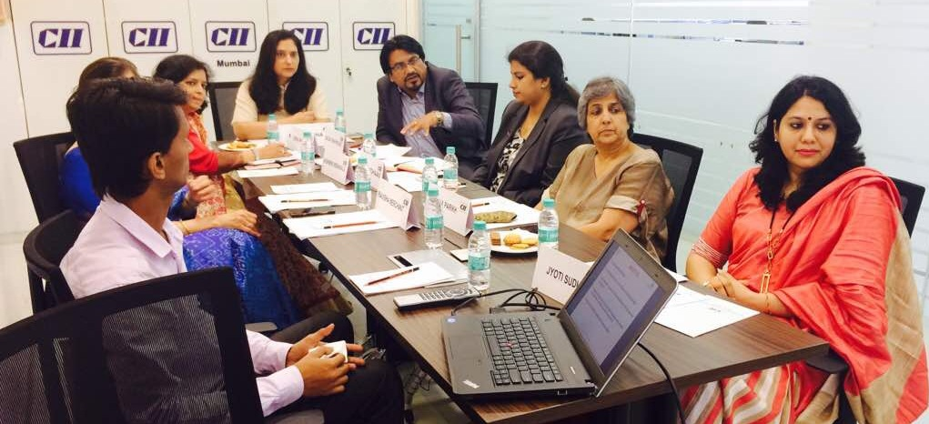First Meeting of the CII Indian Women Network Western Region Council 2017 -18