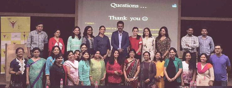 "CII Indian Women Network Aurangabad Chapter Session on ""LAW OF ATTRACTION"""