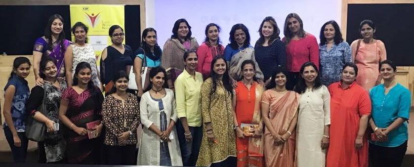 "CII Indian Women Network Auranagabad Chapter - Session on ""Discover your Inner self"""