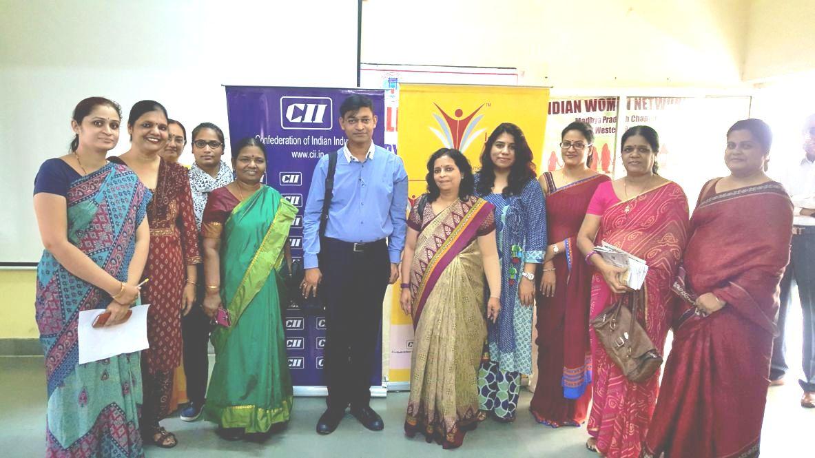 CII IWN Madhya Pradesh Chapter - Session on Osteoporosis and Osteoarthritis by Dr Ashish Gohiya