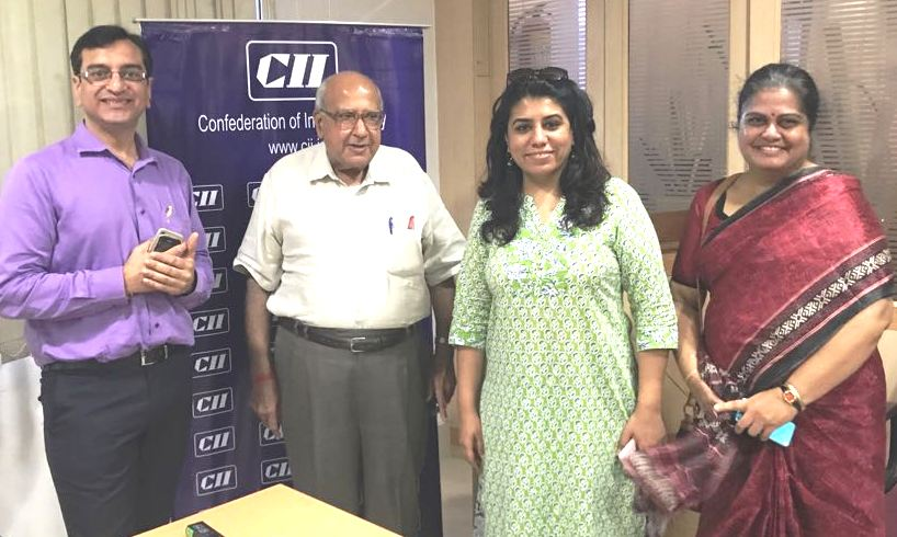CII IWN Madhya Pradesh Chapter – DRFHE session on Heart Diseases