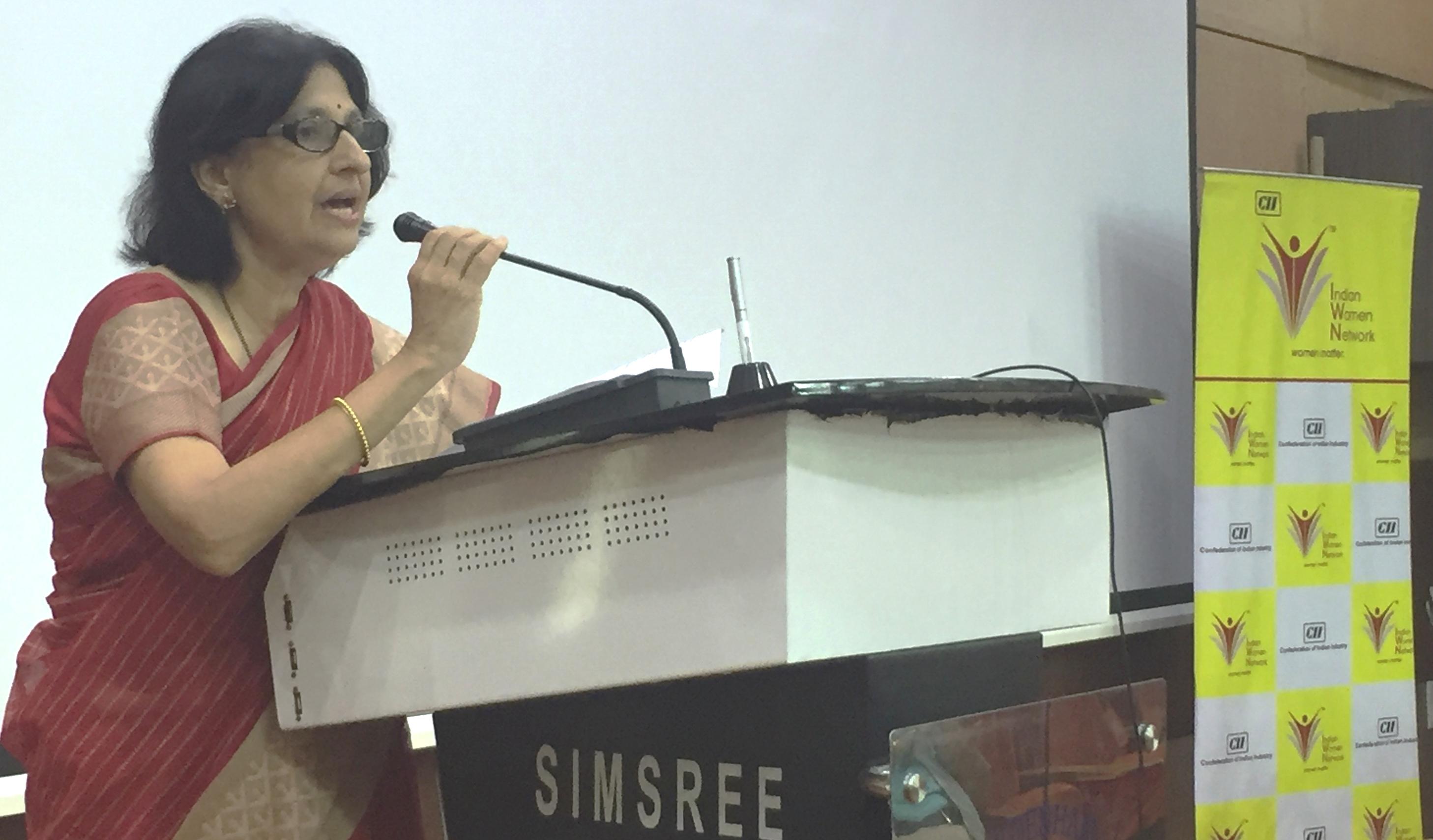 CII Indian Women Network Maharashtra Chapter - NGO Mentoring Session