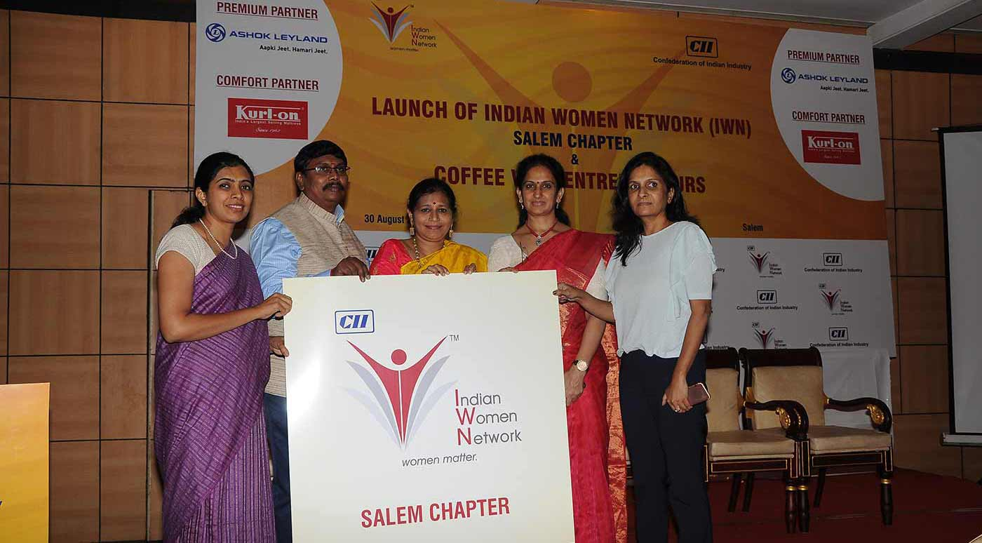 IWN Salem chapter Launch & Coffee With Entrepreneurs