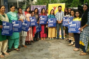 Rally for Rivers support - IWN MP