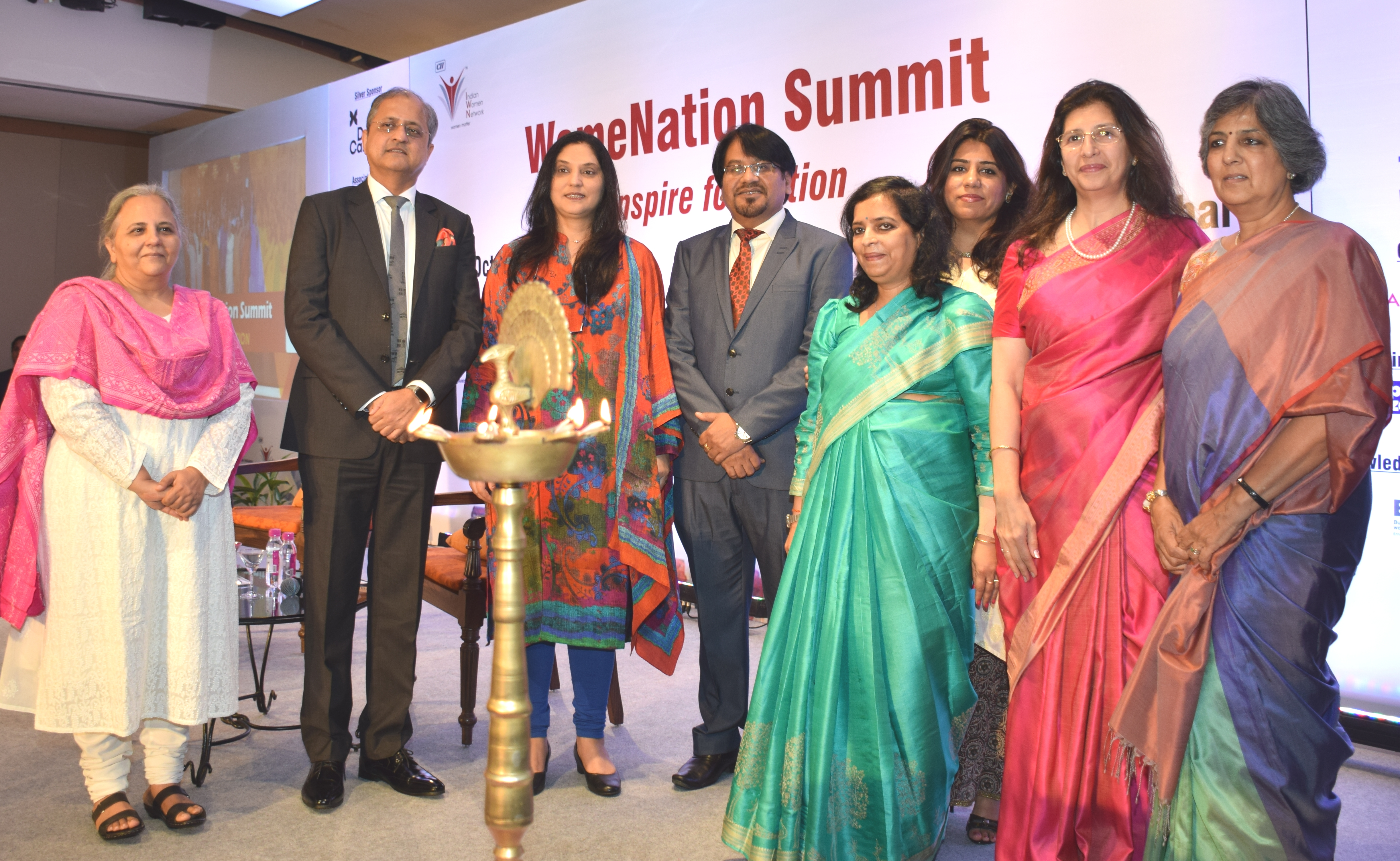 CII IWN WR - 2nd WomeNation Summit: Inspire for Action