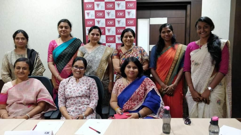Third IWN Tamil Nadu State Council Meeting and Members meet