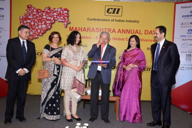 Releasing of the Report by Dale Carnegie Training India on Employee Engagement