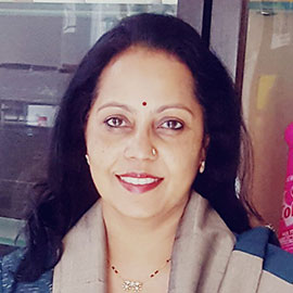 Ms Shobha Dixit