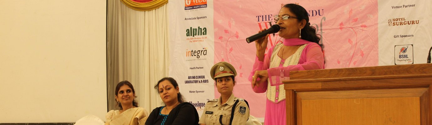 Indian Women Network as Knowledge Partner Celebrated Women's Day with THE HINDU