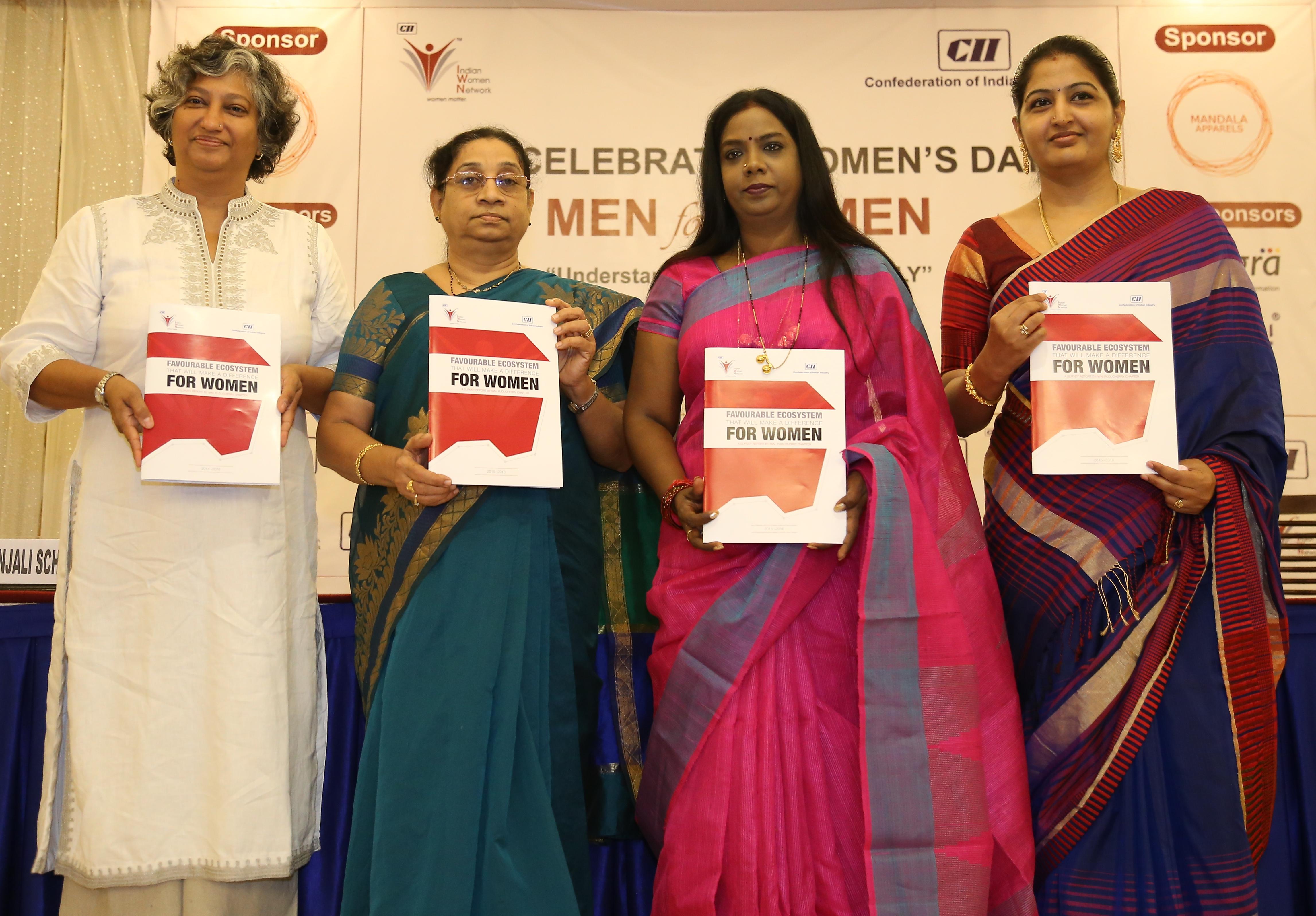 "IWN Celebrates Women's Day: Men for Women""Understanding Genders, Equally"""