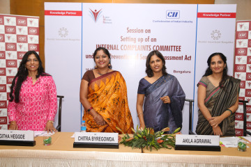 INTERNAL COMPLAINTS COMMITTEE (ICC) Under the Prevention of Sexual Harassment Ac
