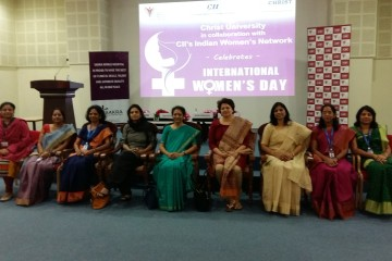 "IWN Interactive  Session on ""Women Health & Empowerment"""