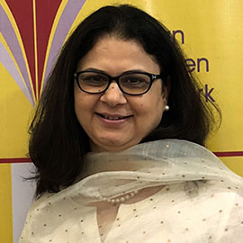 Ms Kalpana Unadkat