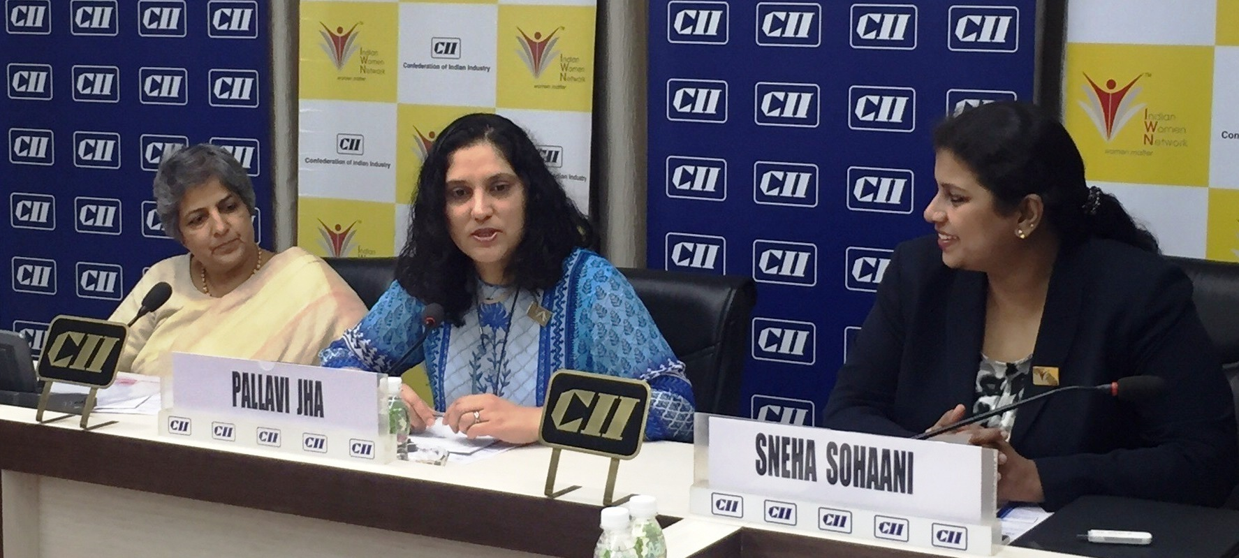 CII IWN Gujarat Chapter Session on 'Engaging Women at Workplace'