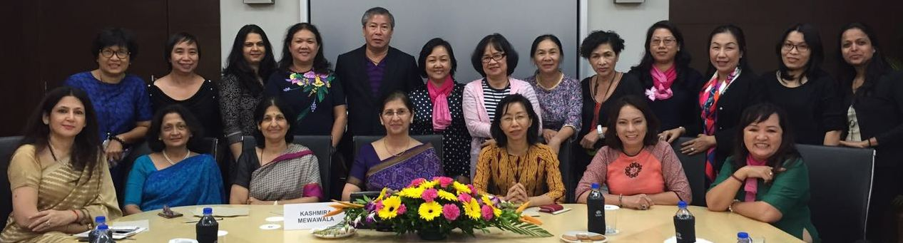CII IWN Interactive Session with 'Hochiminh City Association for Women Executives & Entrepreneurs (HAWEE) Delegation'