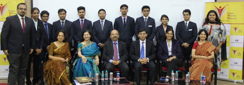 CII IWN Knowledge Series - 'Bridging the Gap - Academia and Corporate'