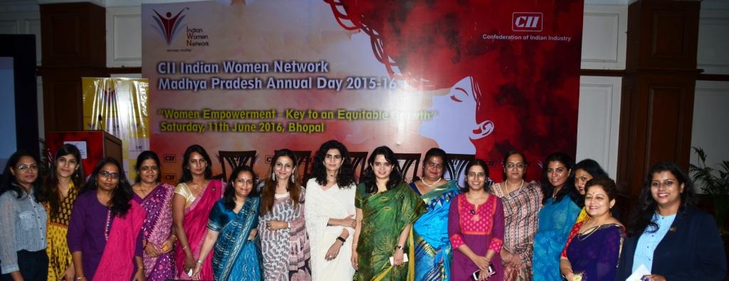 CII IWN Madhya Pradesh Annual Day