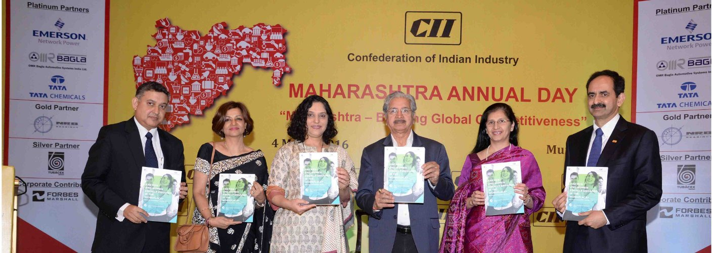 CII IWN Maharashtra Annual Day - 'Building Global Competitiveness'