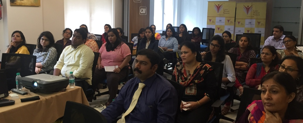 CII IWN Maharashtra Chapter Interactive Workshop on 'Prevention of Sexual Harassment at Workplace'