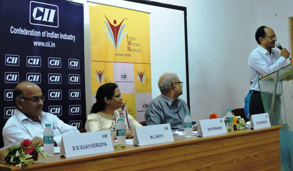 CII IWN Session on 'Finishing School'