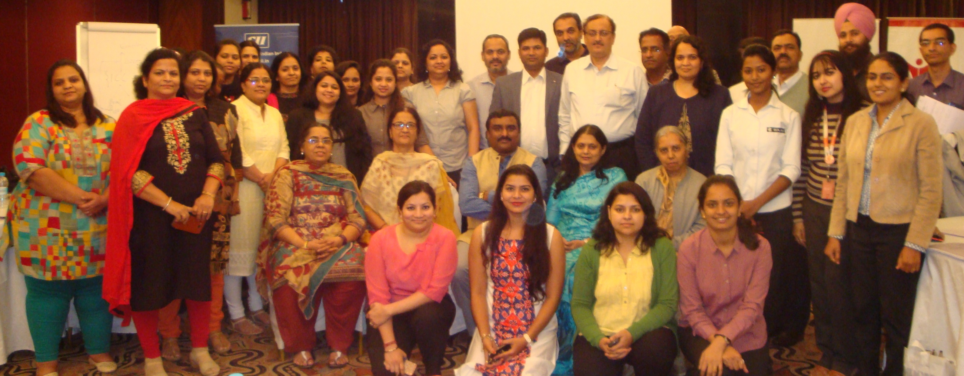 CII IWN Pune Chapter - Workshop on 'Prevention of Sexual Harassment at Workplace Series 2'
