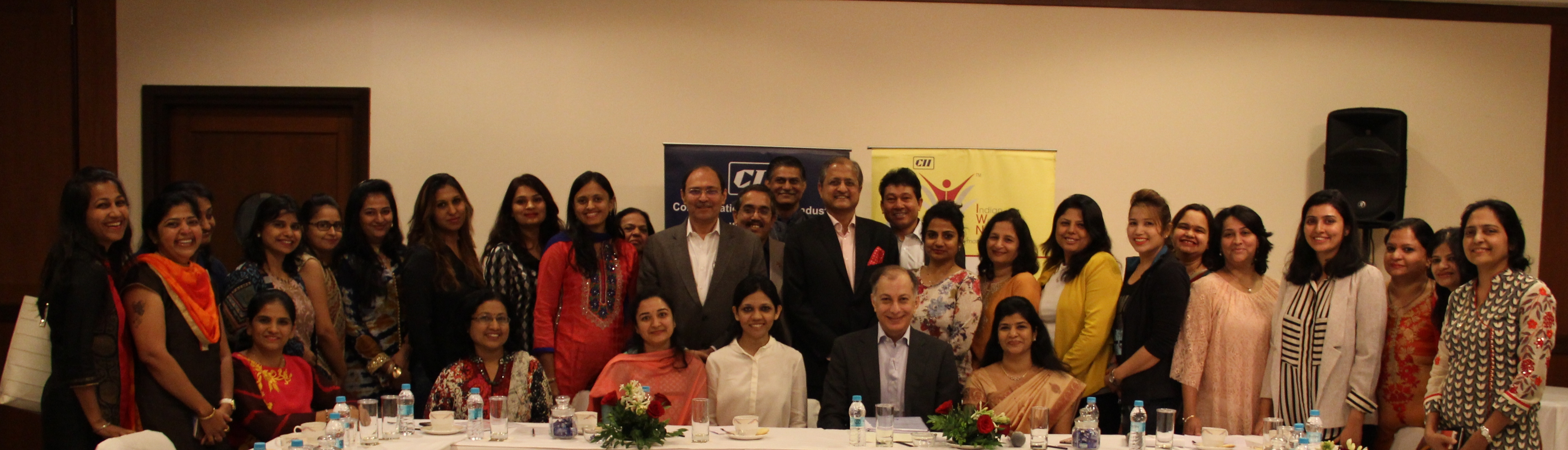 CII President Dr Naushad Forbes - Interaction with IWN Members