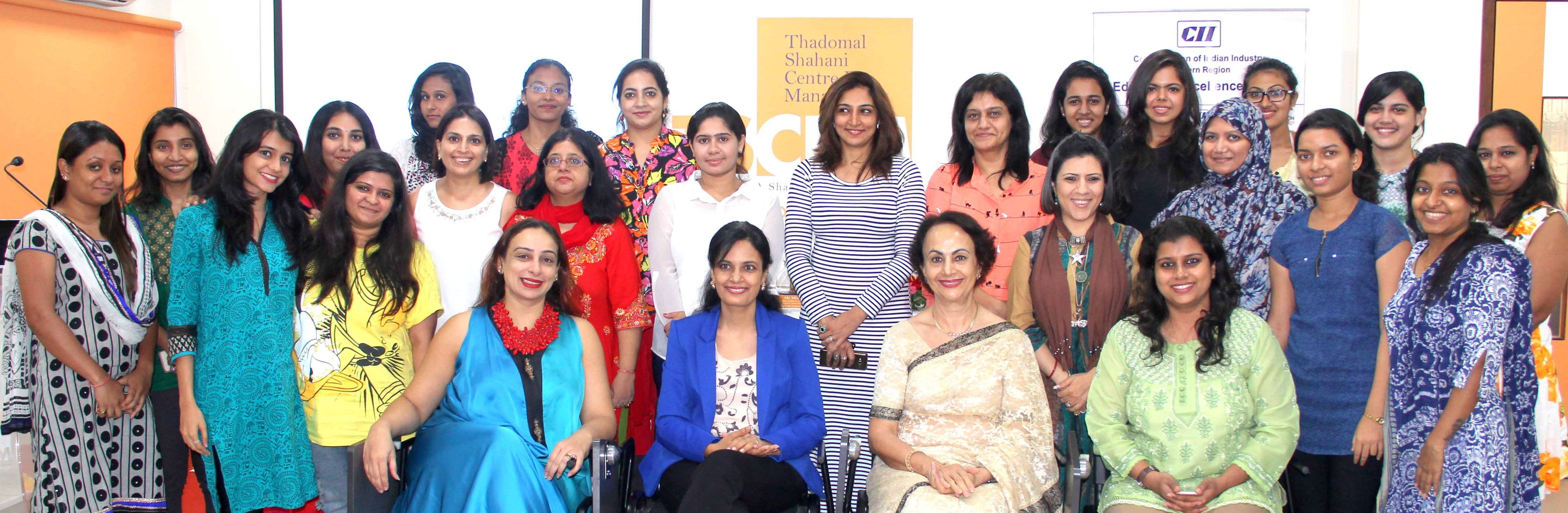 CII IWN Maharashtra Chapter - '100 Hours of Change' Mentoring Session