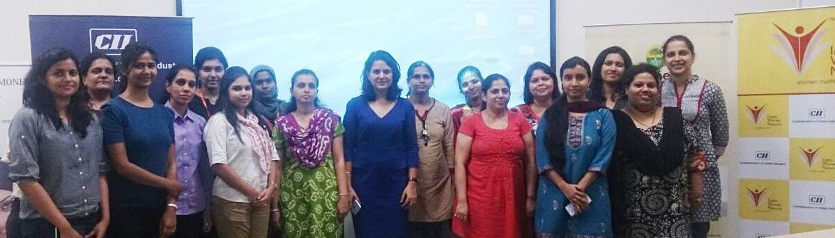 CII IWN session on Importance of 'Financial Planning for Women'