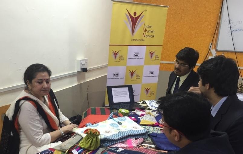CII IWN 'Aakaar' – NGO Mentoring Meet
