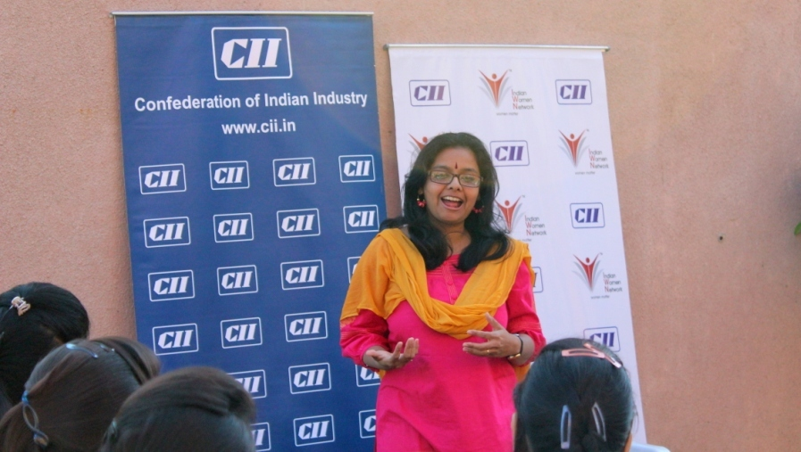 CII IWN Session on 'Rising Above'