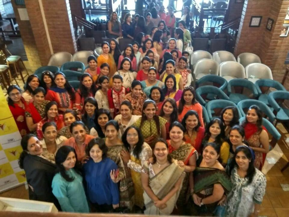"CII IWN Aurangabad Chapter - ""Interactive Session with Nancy Katyal"""