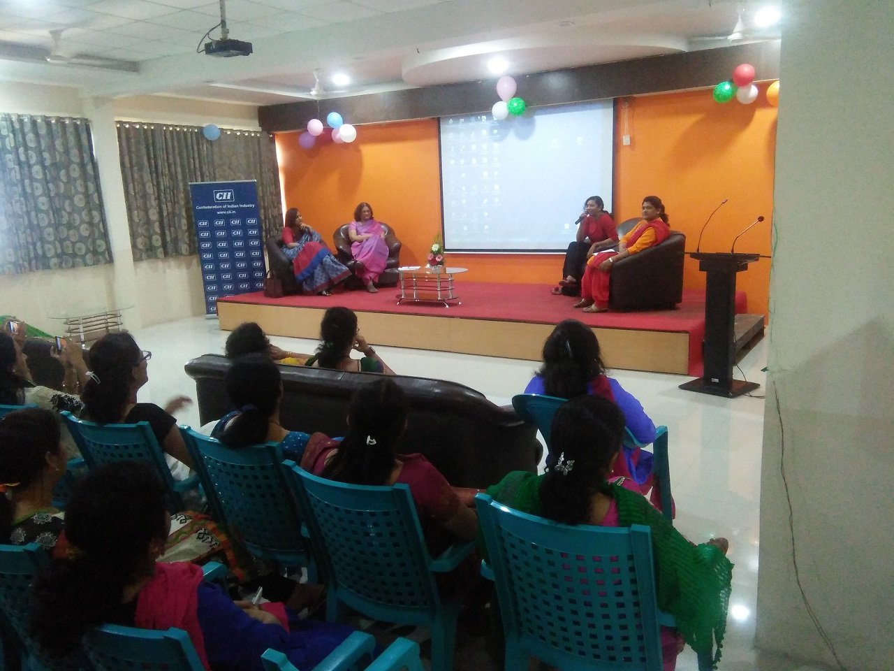 "CII Southern Maharashtra Zone - ""Emotional Intelligence and Women"""