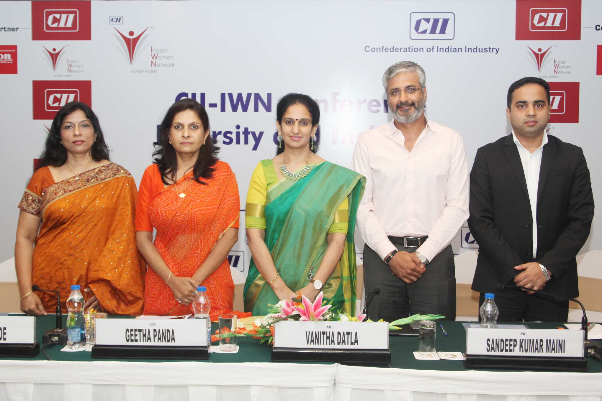 "CII IWN Karnataka Chapter - Conference on ""Diversity and Inclusion"""