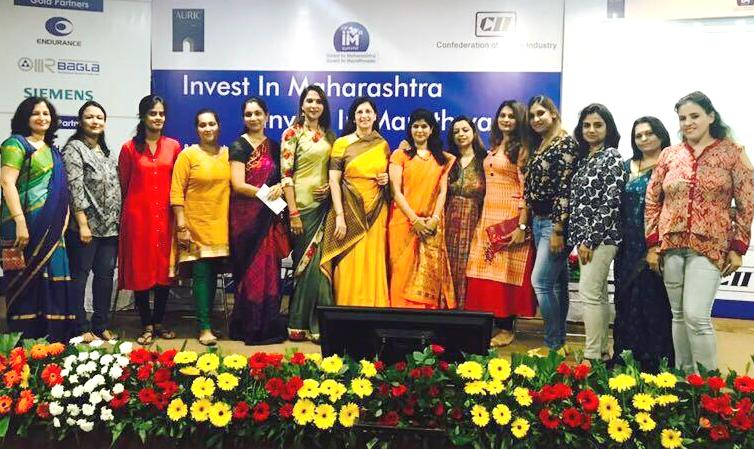 CII IWN Aurangabad Chapter - An Evening to Inspire with Ms Kashmira Mewawala